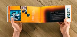 11 cosas a tener en cuenta cuando se diseña un folleto publicitario.